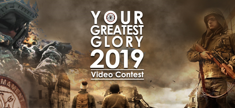 G&G 2019 Your Greatest Glory - Video Contest