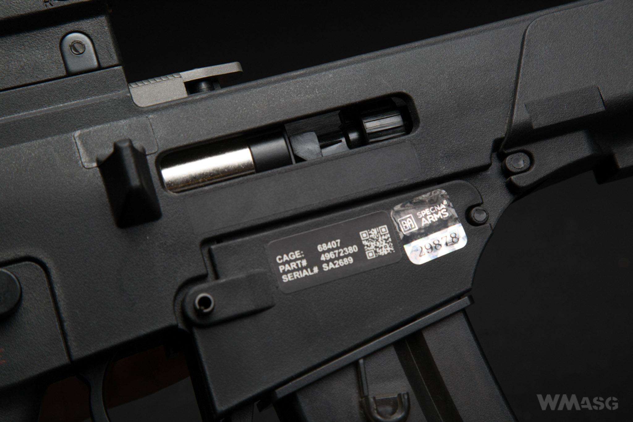 Specna Arms SA-G14 EBB - WMASG com