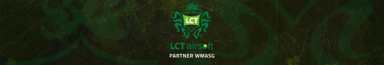 LCT Airsoft - Platinum Sponsor