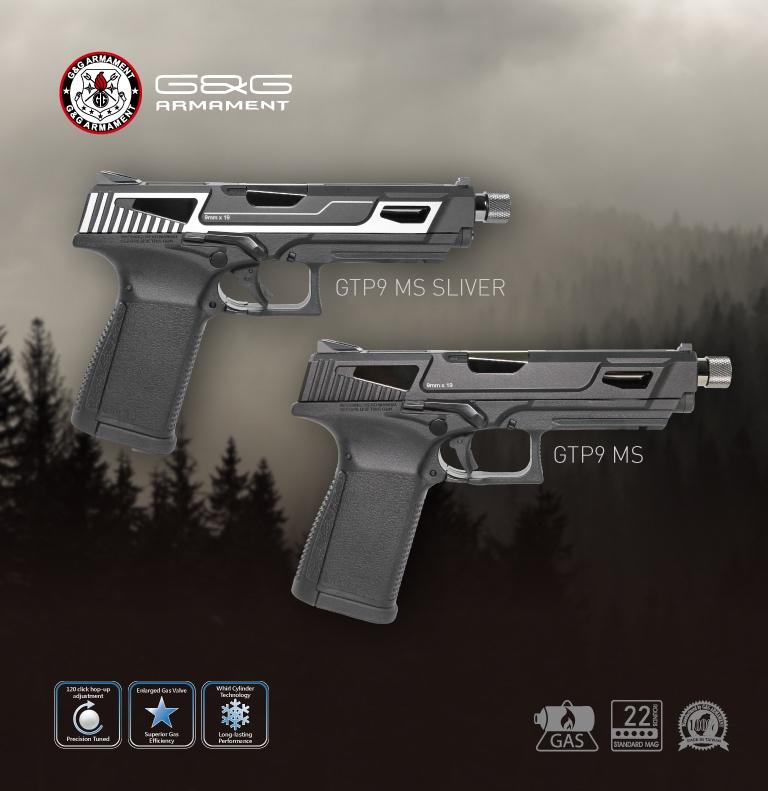 G&G GTP 9 MS