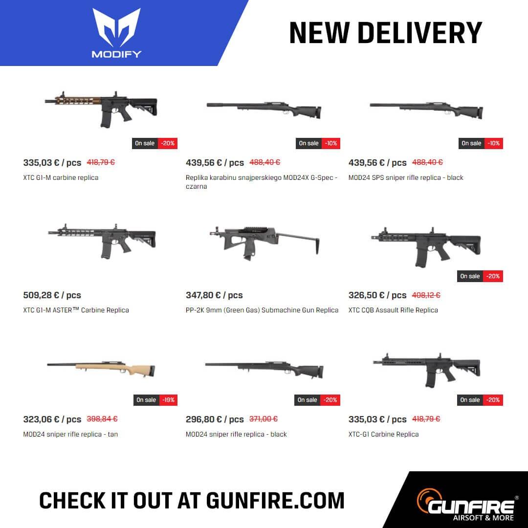 Modify in Gunfire