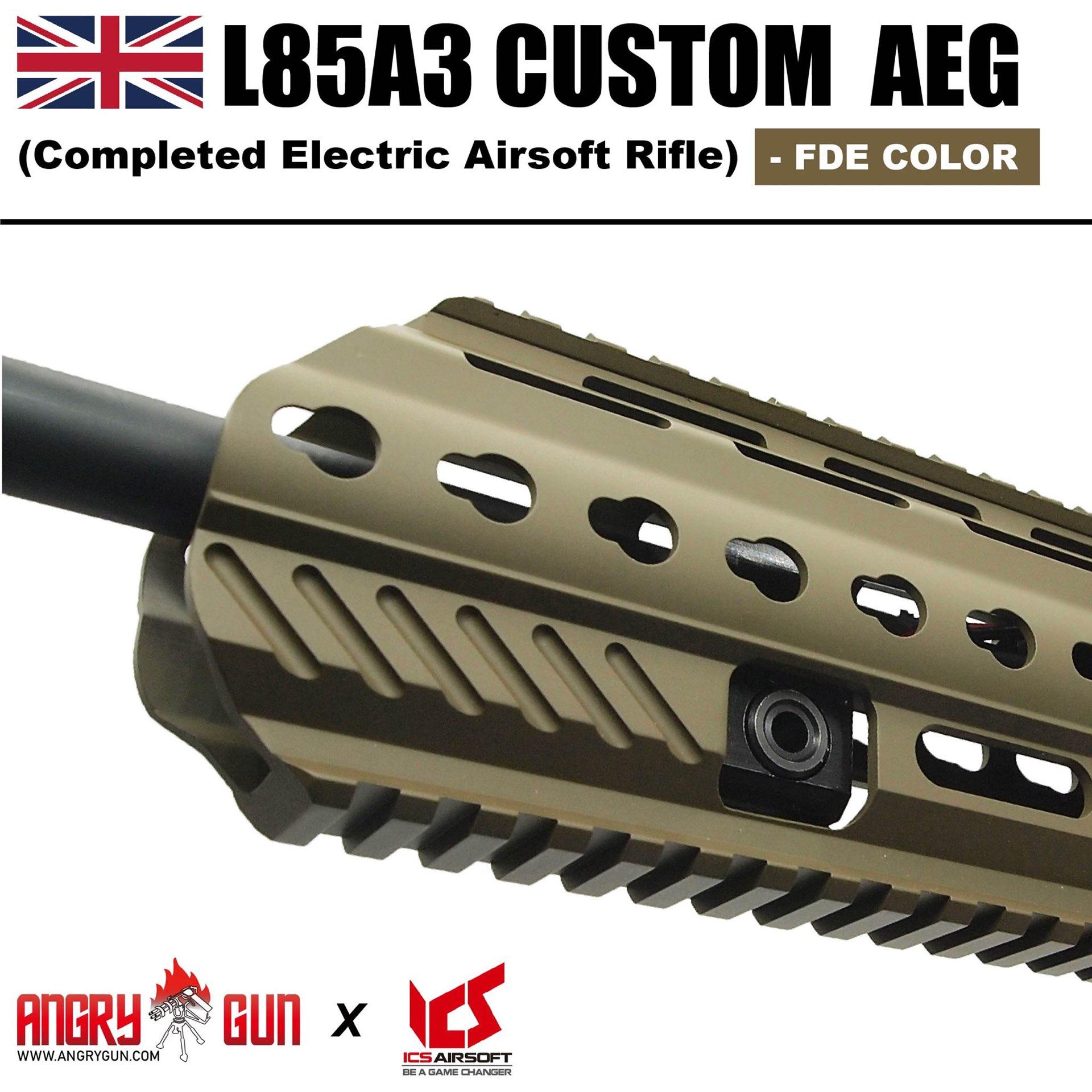 L85A3 - Angry Gun feat. ICS Airsoft