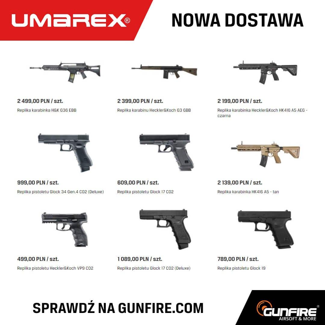 Umarex w Gunfire