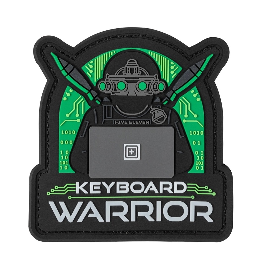 5.11 Tactical Keyboard Warrior