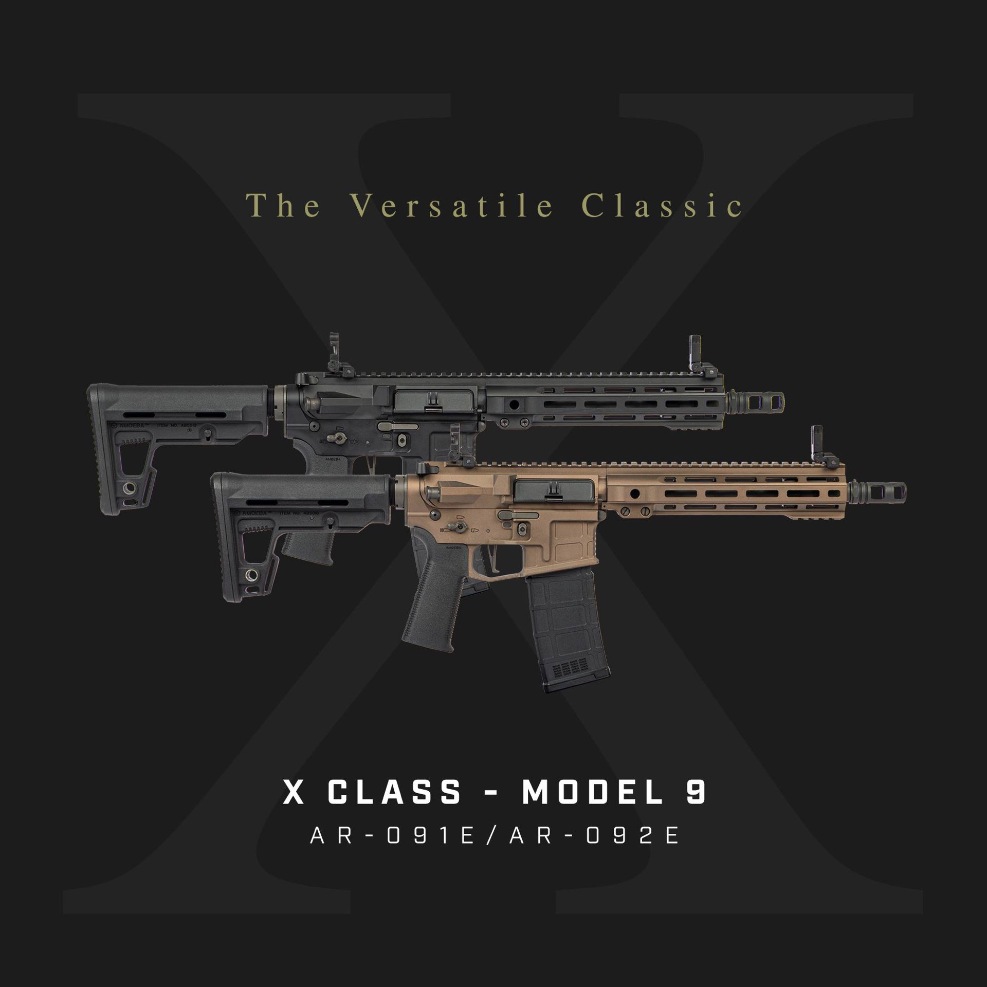 Ares M4 X-Class 9