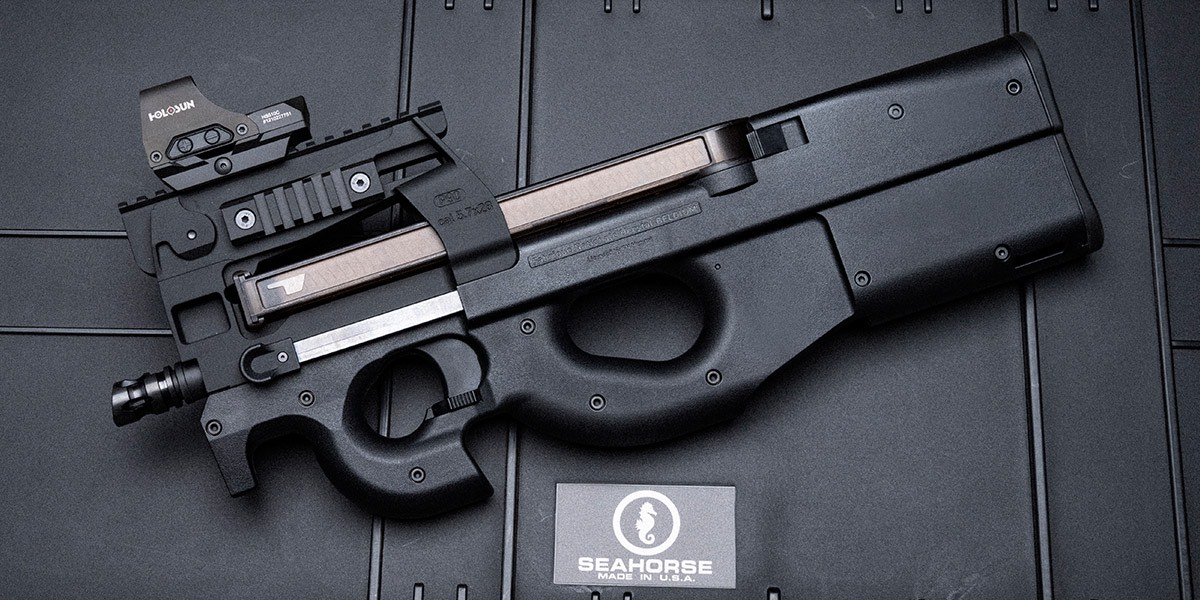EMG P90 (Krytac, Cybergun)