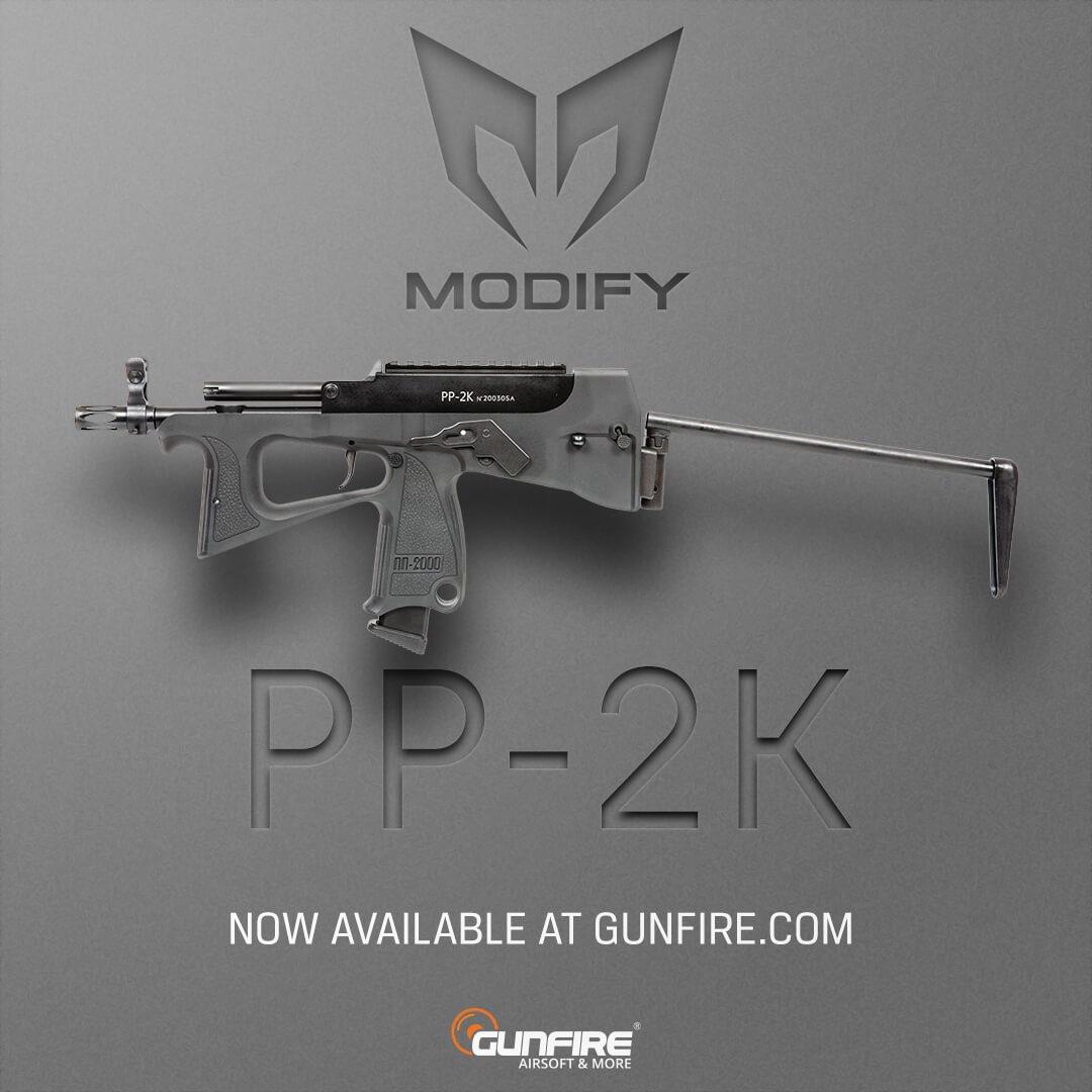PP-2K in Gunfire