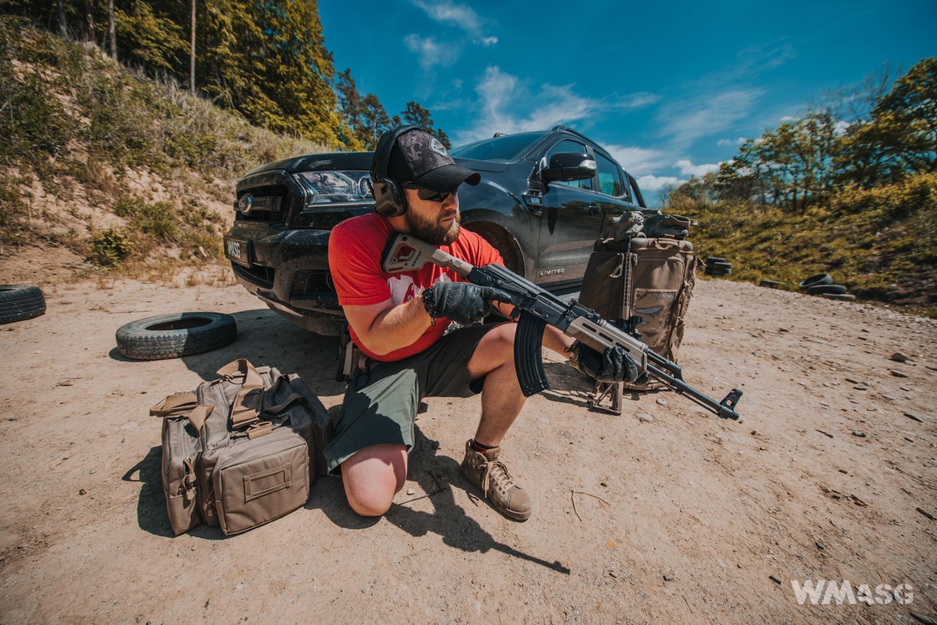 Dla chcącego uzyskanie pozwolenia na broń nie stanowi żadnego problemu!