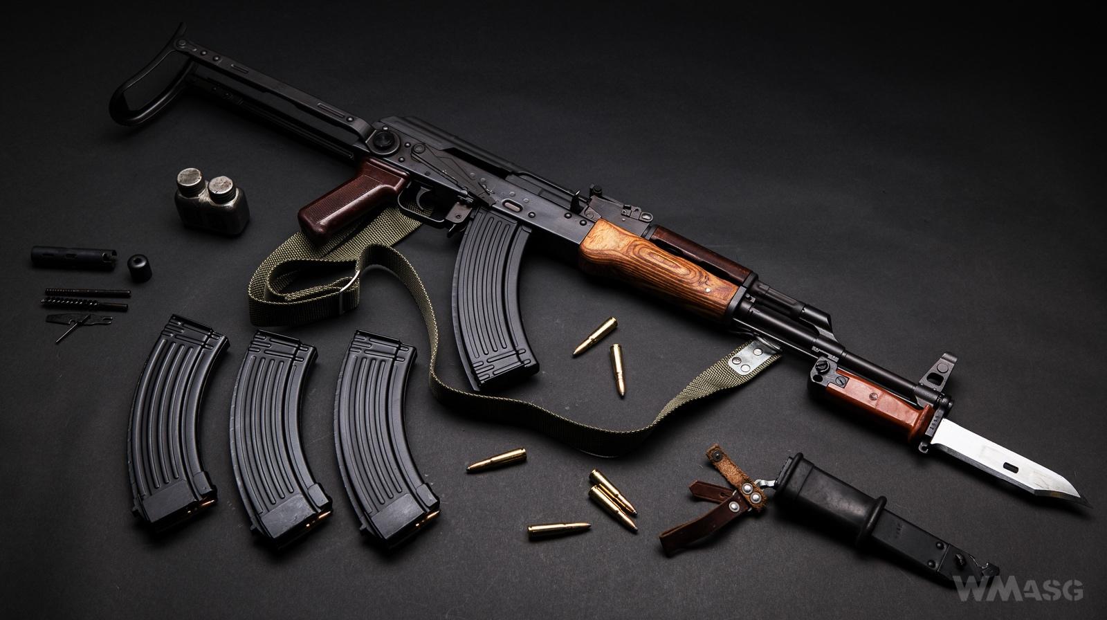 Bagnet 6H4 i AKMS