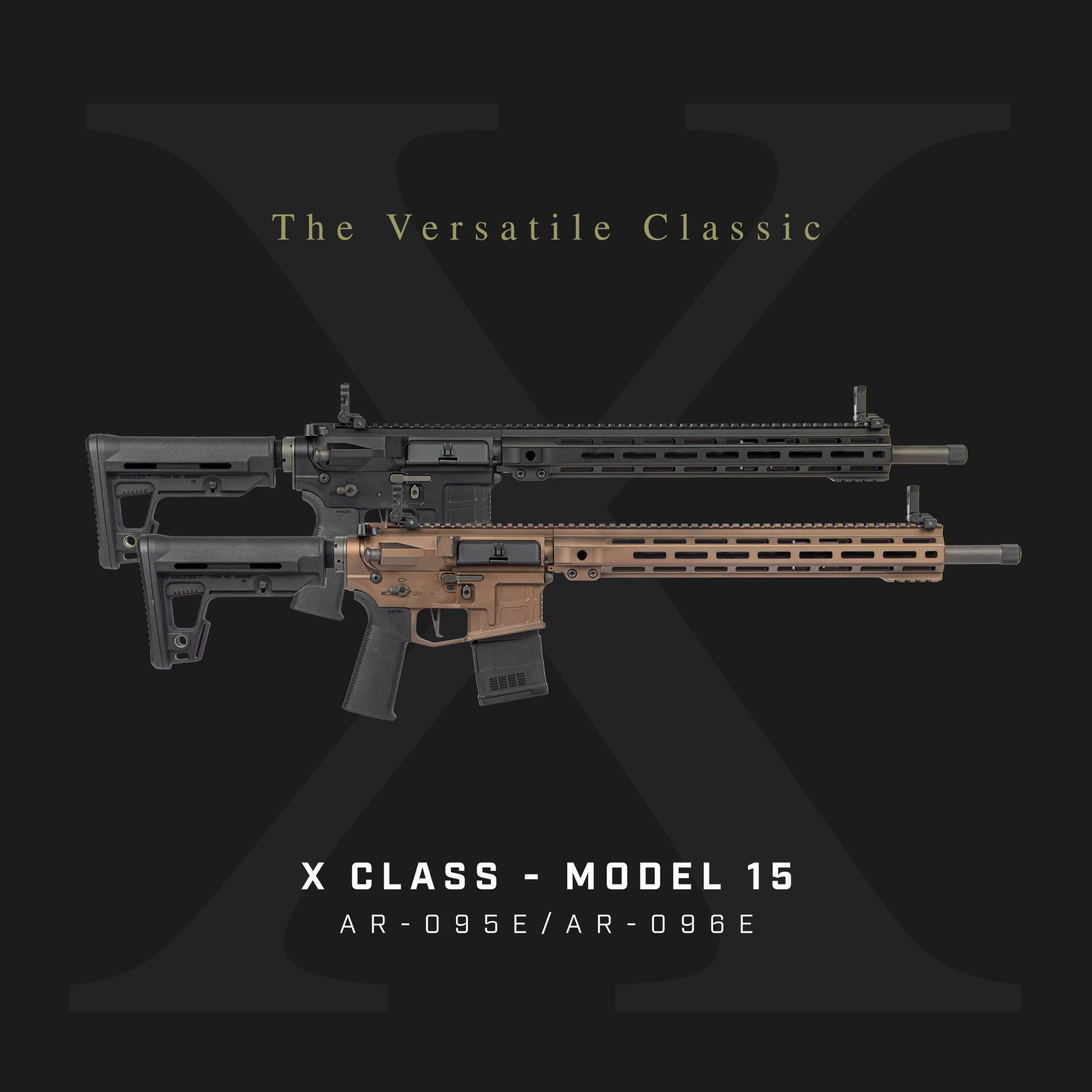 Ares M4 X-Class 12