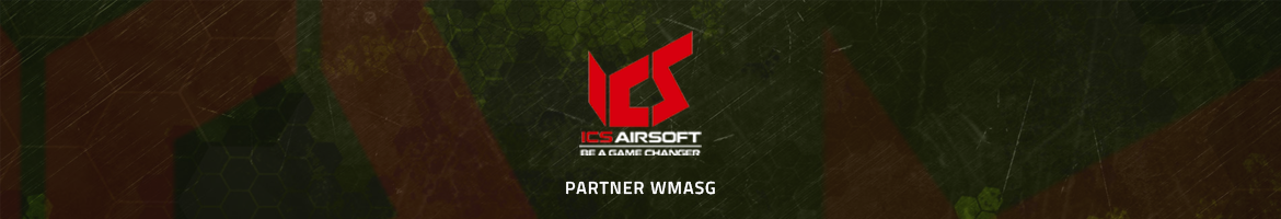 ICS Airsoft - Gold Sponsor