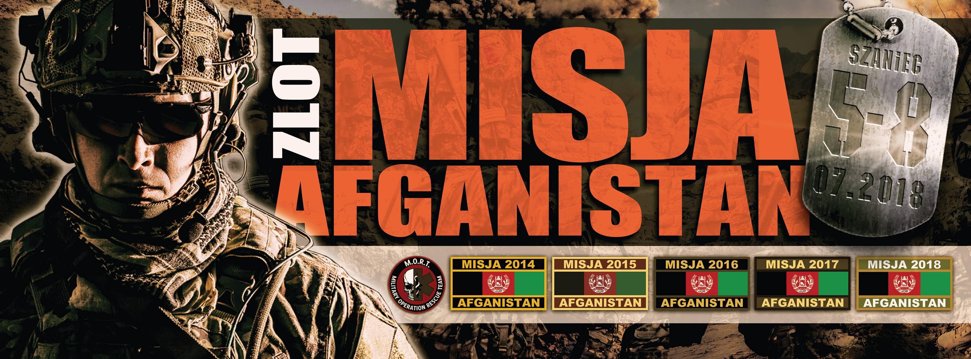 Misja afganistan online