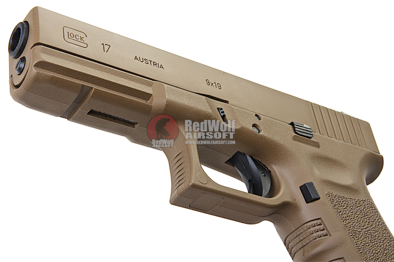 A new Glock 17 (GBB) by Airsoft Surgeon - WMASG com