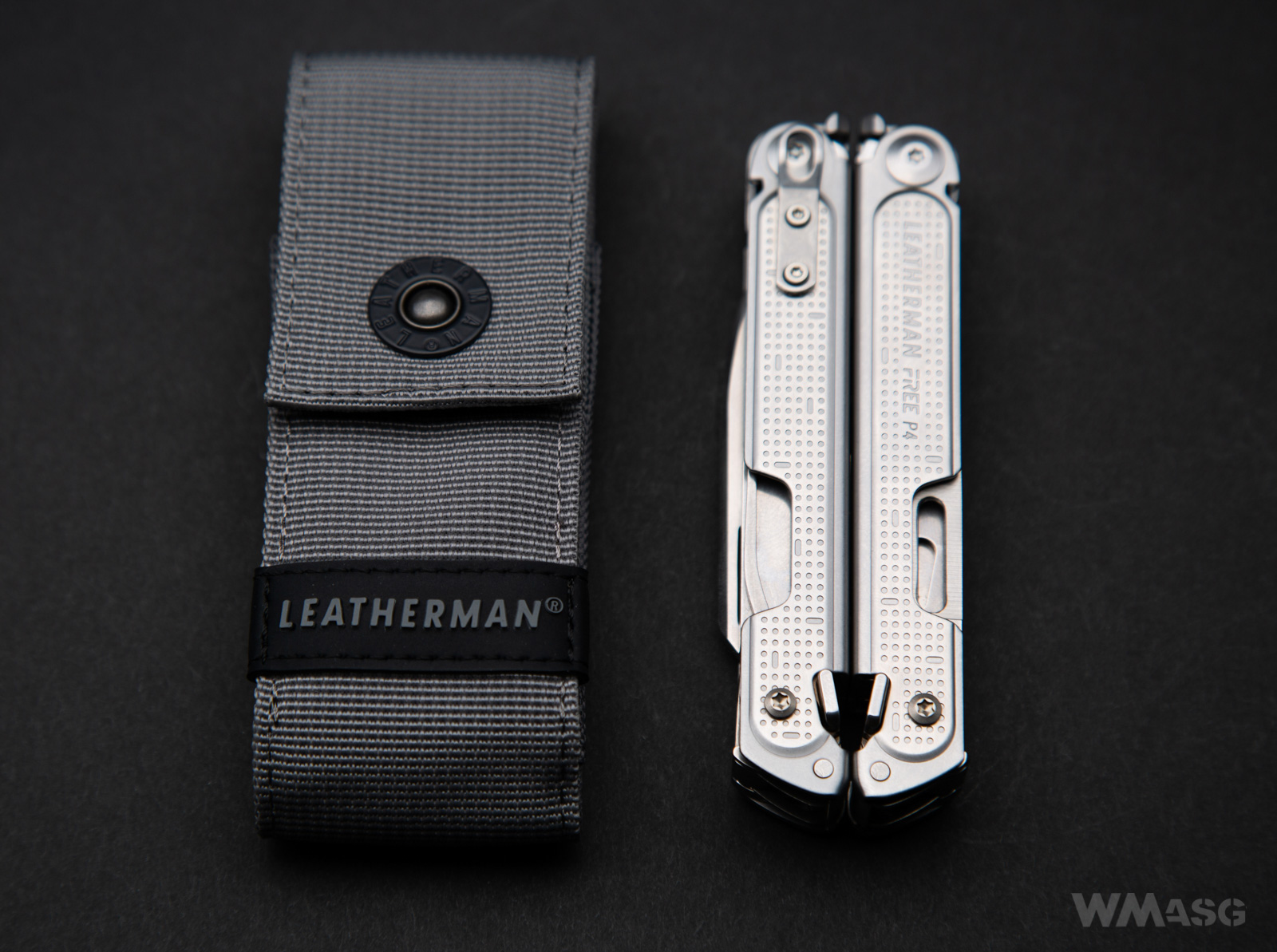 Leatherman FREE P4 w studio