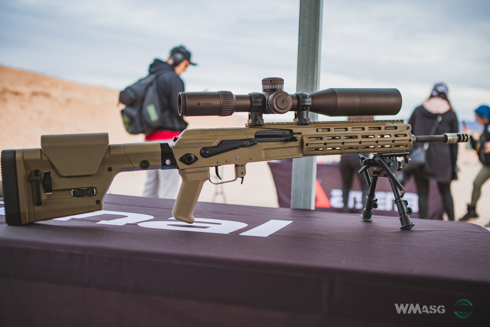 SHOT Show 2020: Arsenal USA AK-20