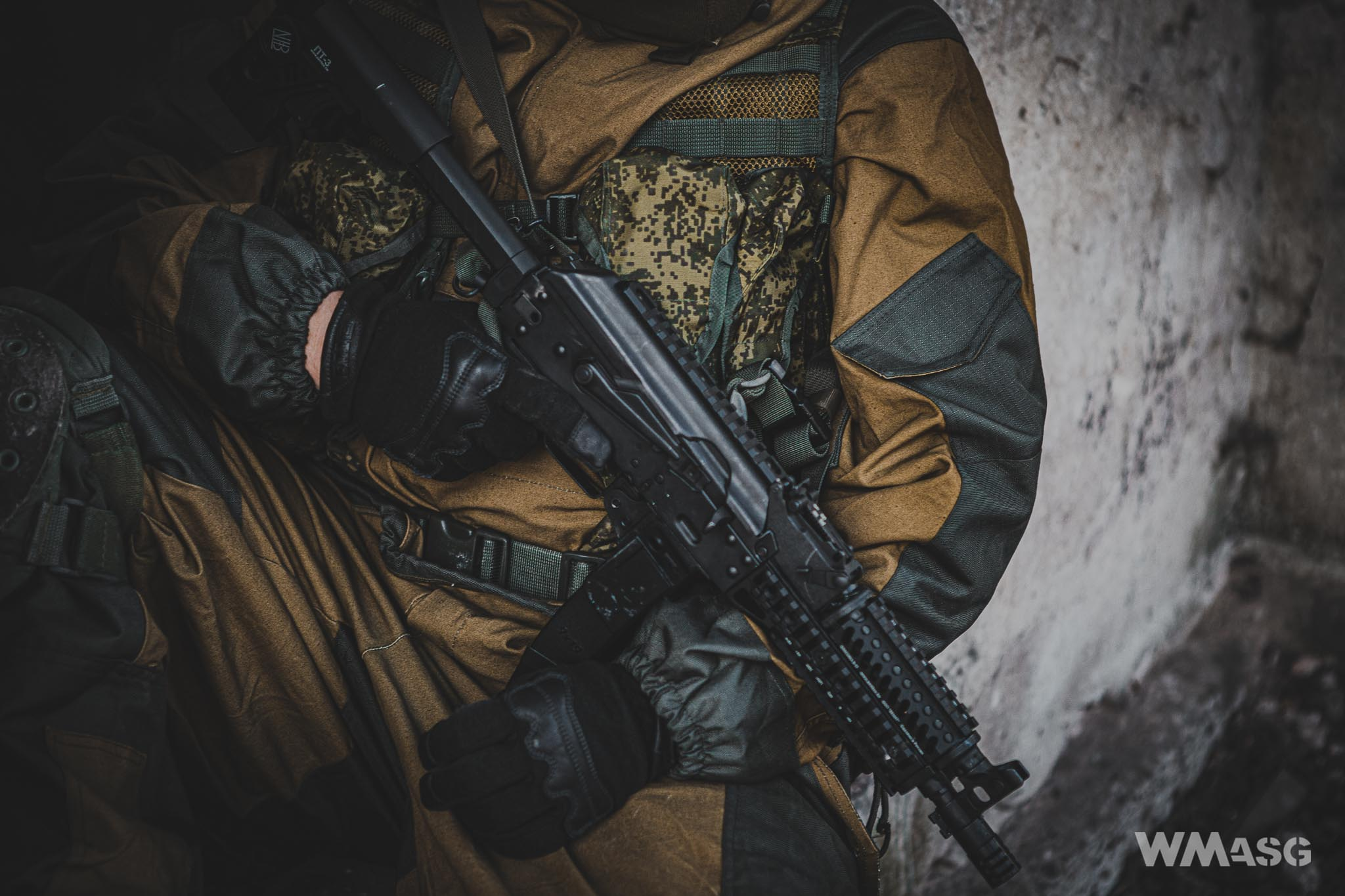 LCT Airsoft Z-Series (w terenie)