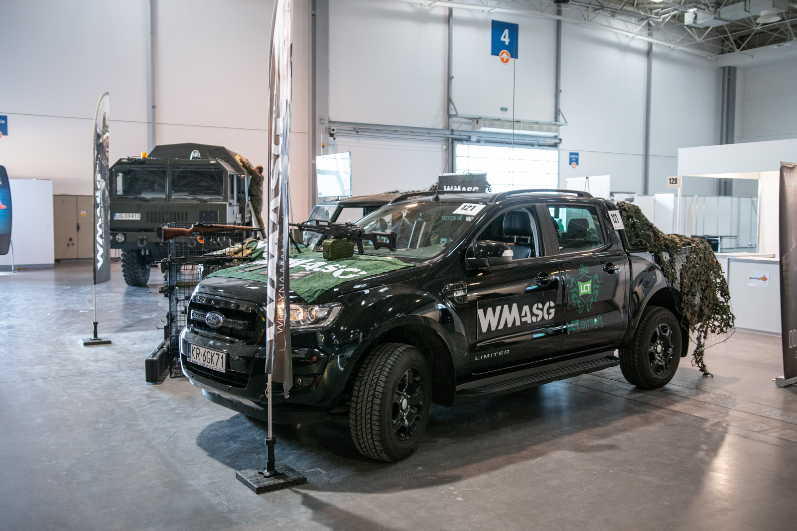Survival Force Expo 2019 - WMASG
