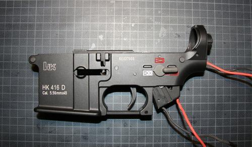 Katana WE i HK 416 VFC