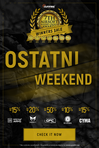 Winners Sale - ostatni weekend