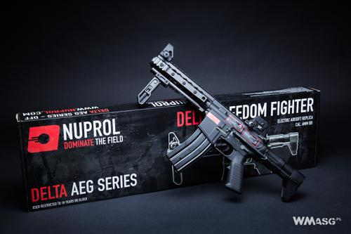 Nuprol Freedom Fighter Overal view