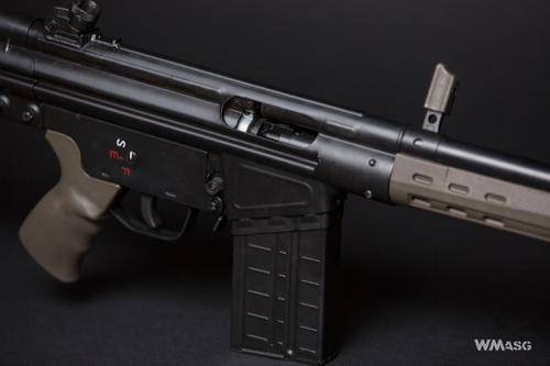 LCT LC-3 or the HK G3 - WMASG com
