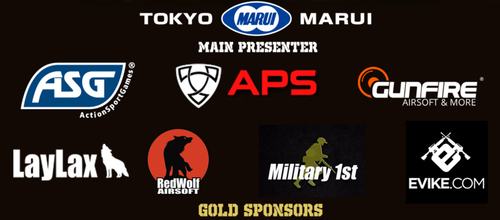 8th Airsoft Players' Choice Awards - sponsorzy